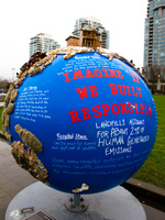 imagine if we built responsibly Vancouver, British Columbia, Canada, North America