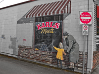 karls meats Abbotsford, British Columbia, Canada, North America