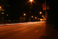 starlights of burrard bridge