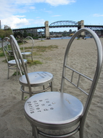 chairs of burrard bridge