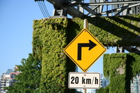 right turn 20km in granville island