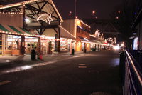 peopless street on granville island