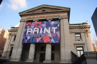 paint exhibition in vancouver gallery