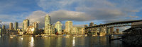 false creek and granville bridge