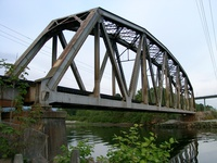 iron bridge of north vancouver
