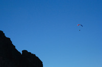 paragliding in whistler