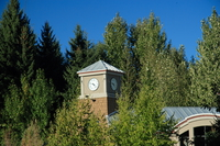 whistler clock tower